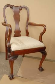 awesome queen anne chair design 14363