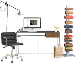 Crate And Barrel Computer Desk by Dream Office U2014 Smak