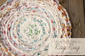 Coil Rug Rag Rug The Crafting