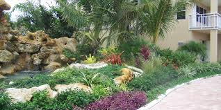 Front Yard Landscaping Ideas Pinterest On Pinterest Landscape Small Yards With Front Yard Garden Tropical