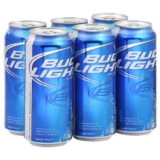 how much is a six pack of bud light light 16 fl oz 6 pack cans