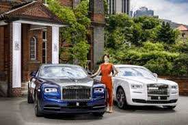 phantom ghost car rolls royce unveils bespoke collection for korea