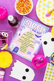 hey ghoul hey how to throw a halloween u0027s night studio diy