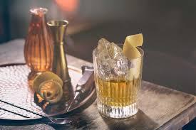barchick u0027s cocktail of the week rusty nail at brass u0026 crimson u0027s