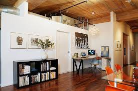 Home Loft Office Urban Loft By Torrence Architects Homeadore