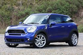 2013 mini cooper s paceman all4 autoblog