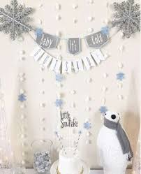 Penguin Baby Shower Decorations Baby It U0027s Cold Outside