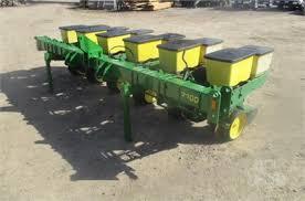 John Deere 7100 Planter by Tractorhouse Com John Deere 7100 Auction Results 214 Listings