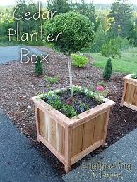 How To Build A Planter by Garden Design Garden Design With How To Build Garden Planter