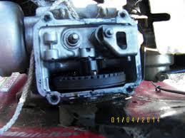breaking rocker arm gcv 160 outdoorking repair forum