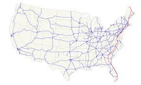 Southeast Us Map Us Road Map Kredi Notu
