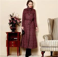 Womens Winter Coats Plus Size Aliexpress Com Buy 2017 Fashion Autumn Winter Women Wool
