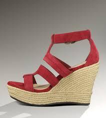 ugg sale wedges ugg uk sale lauri 1000403 sandals fashion