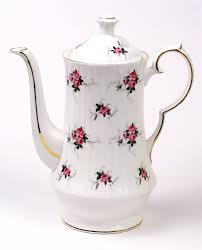 1 day sale spode bone china teapot made in 80 teapot