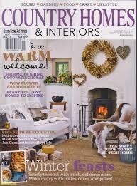 unique country homes u0026 interiors magazine subscription home