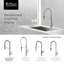Restaurant Kitchen Faucets by Kitchen Faucet Kraususa Com