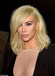 coloured hair for 2015 grand what it really takes to achieve kim kardashian s blonde look