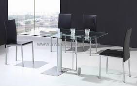 Collapsing Dining Table Fabulous Folding Glass Dining Table With Lovable Folding Glass