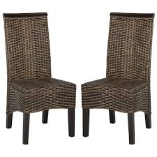 Wicker Rattan Dining Chairs 1000 Images About Chair On Pinterest Armchairs Furniture And Mid