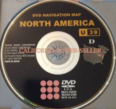lexus is 350 navigation update 2006 2007 2008 2009 toyota prius 4runner sienna navigation dvd map