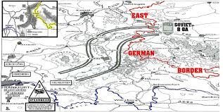 Cold War Germany Map by Go To Stage 3 Don U0027t Forget The Fulda Gap