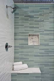 Bathroom  Subway Tile Backsplash Ideas Crackle Subway Tile - Crackle tile backsplash