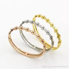 design bangle bracelet images 2017 new luxury design stainless steel bracelets bangles fashion jpg