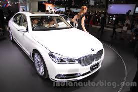 bmw volkswagen 2016 2016 bmw 7 series front quarter at the 2015 tokyo motor show