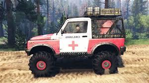 suzuki jeep 2016 sj 410 v2 0 for spin tires