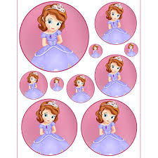 free printable sofia water bottle labels disney