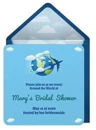 Around The World Themed Around The World Theme Bridal Shower