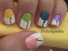 birthday nails nails pinterest
