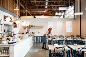 restaurant kitchen furniture chef renee erickson s home kitchen is awesome kitchn