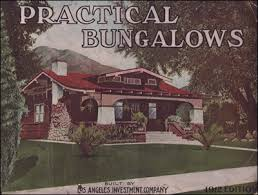 bungalow style home plans california bungalows los angeles investment company vintage