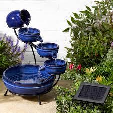 fresh elegant solar power water fountain pump 24475
