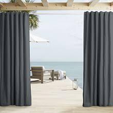 Drapes Dallas Outdoor Curtains West Elm