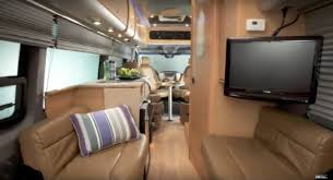motor home interiors airstream interstate mercedes sprinter luxury motorhome rv