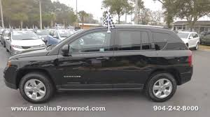 2014 jeep compass sport review 2014 jeep compass sport at autoline preowned for sale used test