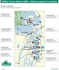 Seattle Bus Routes Map by Kitsap Transit Plans To Revive High Speed Ferries The Urbanist