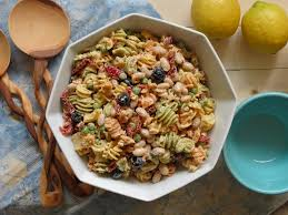 Creamy Pasta Salad Recipes by Creamy Mediterranean Pasta Salad Stephie Cooks