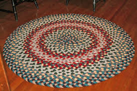 Round Braided Rugs For Sale Handmade Braided Rugs By Marge