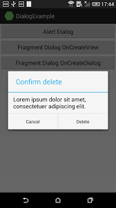 dialog android alertdialog and dialogfragment exle in xamarin android stacktips