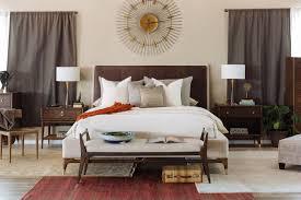 Wilshire Bedroom Furniture Collection Thomasville Ellen Degeneres Wilshire Walnut California King