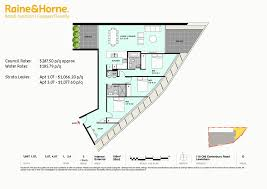 Canterbury Floor Plan by 1 07 118 Old Canterbury Road Lewisham Nsw 2049 Sold