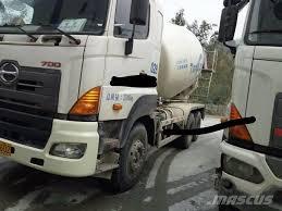hino 700 concrete trucks price 17 074 year of manufacture