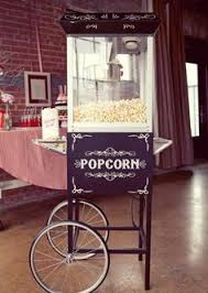 popcorn rental machine popcorn machine at a wedding sounds delicious reserve one today