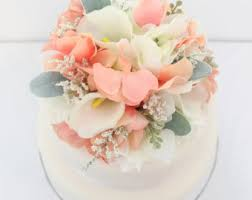 28 silk flower arrangements for wedding cakes silk flowers