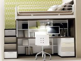 twin bed desk combo modern loft beds with desks art decor homes teen desk design ideas