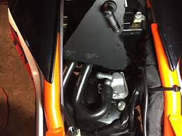 evo 2 tuning kit installation into a 2016 690 enduro r issues