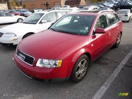pink audi a4 2002 amulet red audi a4 3 0 quattro avant 73581793 photo 3